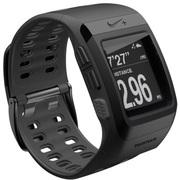 TomTom 耐克NIKE SportWatch GPS户外运动智能腕表手表  支持货到付款 黑色含传感器