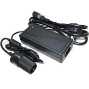 其它 耐实达 家用汽车点烟器插头 车载电源转换器 220v转12v 家用转换 12V*6A小功率72W