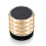 apphome 蓝牙音箱 无线免提通话器 便携迷你小音响 白色蓝牙版