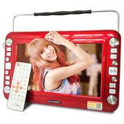 高科诺 GKN-9085看戏机11寸视频播放器扩音电视高清唱戏收音老人9 7 红色