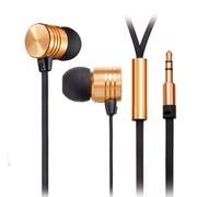 GDOO 超低重音耳机 小米土豪金 适用于索尼Z2 Z3 Z1 三星NOTE4 N7506V 土豪金