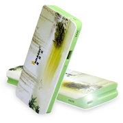 柯玛仕 移动电源15000毫安 适用于苹果5s 三星S4手机充电宝 通用 进口电芯 青春限量版
