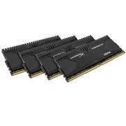 金士顿 骇客神条 Predator系列 DDR4 3000 16G(4GBx4)台式机内存(HX430C15PBK4/16)
