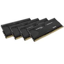 金士顿 骇客神条 Predator系列 DDR4 3000 16G(4GBx4)台式机内存(HX430C15PBK4/16)产品图片主图