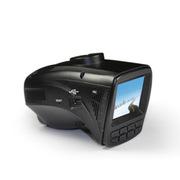 凌速 UND68 安全预警行车记录仪一体机 智能云自动升级电子狗 高清广角迷你车载记录仪