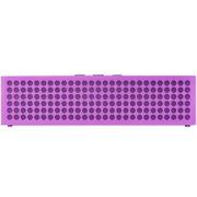 德仕 醒目DS-1388 超薄金属蓝牙音箱 便携插卡迷你小音响可接电话 紫色