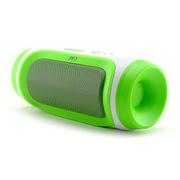 F.L 无线蓝牙音箱3.0CSR 音箱音响立体声双喇叭低音炮 外放插卡播放器 迷你蓝牙音箱绿色