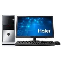 海尔 极光D3-Z533e 台式电脑(G1620 2G 500G 键鼠 Linux PCI插槽 COM串口 上门安装调试)产品图片主图