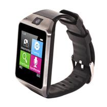 依斯卡 GV08智能蓝牙手表防辐射手机可插SIM卡联通移动通用 白色产品图片主图