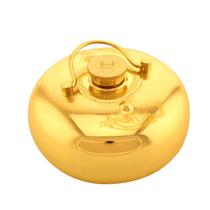 张小泉 暖心系列中号铜制汤婆子 暖脚宝铜暖壶C60510100产品图片主图