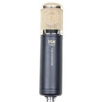 isk TRM9 专业电容麦克风 纯金镀膜双重大震动音头 九种指向性可调产品图片主图