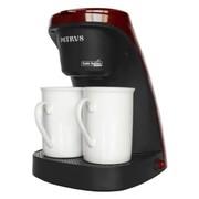 柏翠 家用滴漏式咖啡机 可泡茶PE3100(红色)