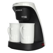 柏翠 家用滴漏式咖啡机 可泡茶PE3100(白色)