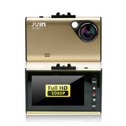 聚影 JV100行车记录仪  1080P 超薄机身 170度超大广角