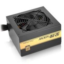 先马 金牌500W 额定功率500W(全电压金牌/LLC谐振电路/固态电容/Puer Power)产品图片主图