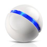 飞锐 I-BALL 无线蓝牙音箱低音炮迷你 电脑多媒体音箱便携车载炫光小音箱免提通话 LED闪烁白