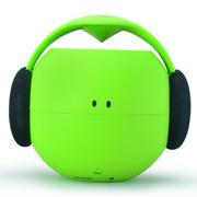 咔哟 YOYO无线蓝牙音箱 迷你便携式低音炮小音响4.0户外手机防水NFC 深绿色