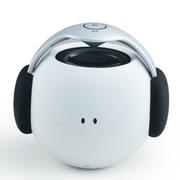 咔哟 YOYO无线蓝牙音箱 迷你便携式低音炮小音响4.0户外手机防水NFC 白色