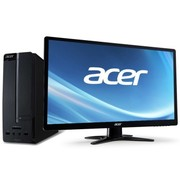 宏碁 AXC-105 台式电脑 (四核A6-5200 4G 1T R5-235 2G独显 Win8.1)21.5英寸