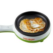 麦卓 Makejoy多功能煮蛋器煎蛋器电煎锅MJ-2113 2113绿-单一煎锅