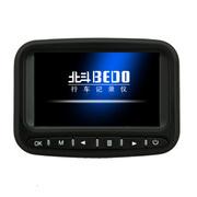 北斗 行车记录仪 高清1080P 夜视 170度广角 1200W像素 标配 单机不含卡