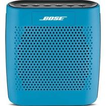 BOSE SoundLink Colour蓝牙扬声器-蓝色 无线音箱/音响产品图片主图