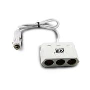 凌度 专用车载一分三点烟器升级版带开关USB口配件