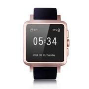 现代演绎 W560金属全智能手表手机 安卓4.4插手机卡 防水腕表运动计步 金色