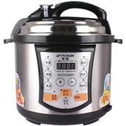 半球 YLD-50 电压力锅5升 双胆 不锈钢色