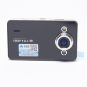 车必用 Ariford K68单镜头行车记录仪1080P高清广角夜视1200万像素GPS导航 标配+8G高速卡