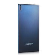 酷胜(COOLUP) 轻便 5.8mm超小超薄聚合物移动电源 迷你移动电源 3500毫安 手机平板通 蓝色