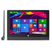 联想 Yoga 平板 2 Yoga Tablet 2 10.1英寸4G平板电脑(Z3745/2G/16G/1920×1200/4G网络/Android 4.4/铂银色)