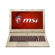 微星 GS60 2PC-450CN 15.6英寸游戏本(i7-4710HQ/16G/1TB+128GB SSD/GTX860M/WIN8)拉丝银