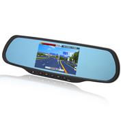 E车E拍 行车记录仪S9至尊版 安卓全能王双镜头导航仪蓝牙