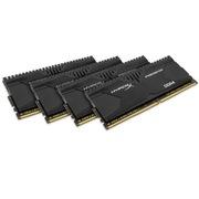 金士顿 骇客神条 Predator系列 DDR4 2666 16G(4Gx4)台式机内存(HX426C13PB2K4/16)