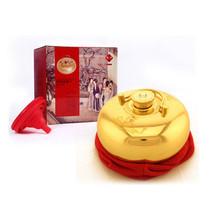 张小泉 中号铜制汤婆子 暖脚宝铜暖壶C60510100产品图片主图