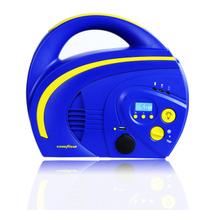 GOODYEAR 蓄电式车载多功能充气泵 预设胎压家车两用可充电 GY-12505产品图片主图