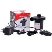 心飞 家车两用电泵/冲气泵 家用车载电动充气泵220V 12V 抽气泵