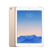 苹果 iPad Air2 MH1J2CH/A 9.7英寸平板电脑(苹果 A8X/1G/128G/2048×1536/iOS 8.1/金色)
