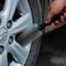 石家垫 汽车轮毂刷钢圈刷地毯刷脚垫刷后备箱垫刷轮胎刷清洁刷 灰色产品图片2