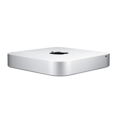 苹果 Mac mini 2014款 MGEM2CH/A 无显示器台式机(1.4GHz双核i5/4G/500G/HD5000核显/OS X Yosemite)产品图片1