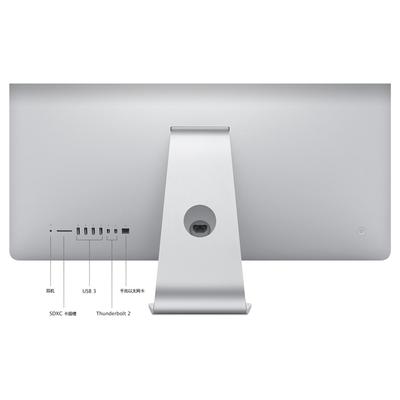 苹果 iMac Retina 5K显示屏 MF886CH/A 27英寸一体电脑(四核i5/8G/1T/R9 M290X 2G独显/OS X Yosemite)产品图片2