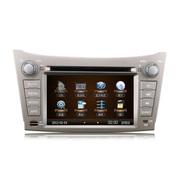 泰洋星 双核高配 7寸 12款夏利N3 专用车载DVD导航一体机 夏利N3 DVD导航