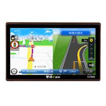 华锋E路航 车载导航仪V700S 7寸高清高亮屏车载电子GPS预警导航仪 标配+16G卡产品图片主图