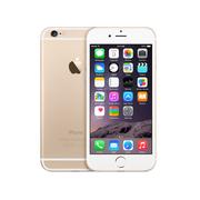 苹果 iPhone6 Plus A1524 64GB 公开版4G88必发手机娱乐(金色)