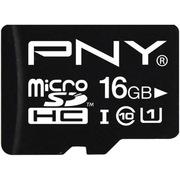 PNY microSDHC/SDXC 16G C10 UHS-1 U1高速存储卡