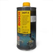 博世 德国原装进口BOSCH刹车油DOT4  离合器油 刹车制动液 1L