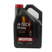 摩特(MOTUL) H-TECH100 Prime 升级版全合成机油 润滑油5W40 4L装 4L