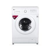 LG WD-N10442DG 6公斤变频滚筒洗衣机(白色)