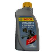 博世 刹车油1L DOT3/DOT4(干沸点230℃,湿沸点145℃) DOT3